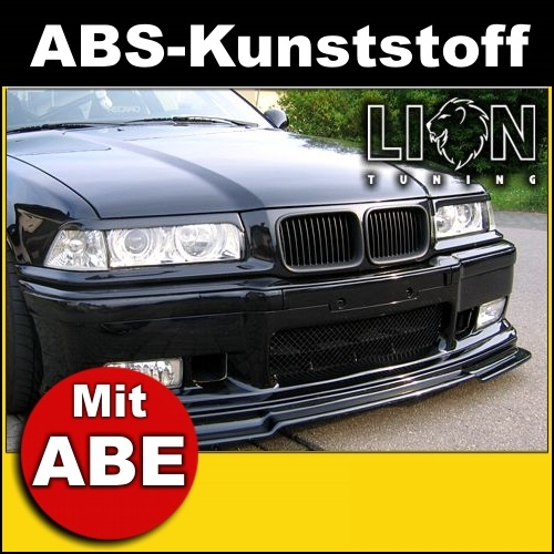 Stossstange-3er-BMW-E36-M3-Look-Coupe-Cabrio-Compact-Limousine-Touring-ABS-JOM